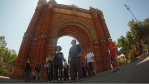 Arc del triomf - Barcelona