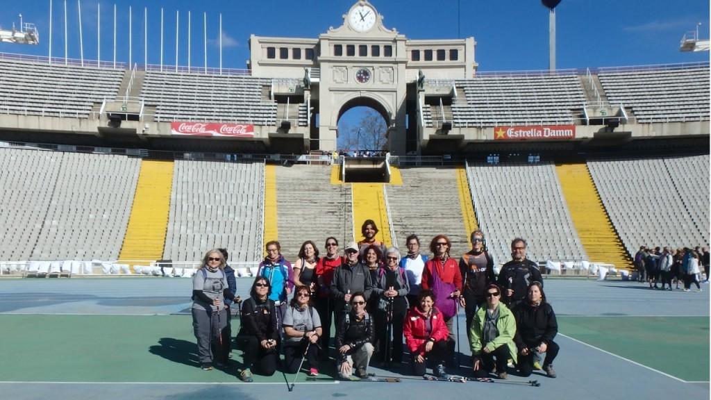 Equip Bendhora Barcelona Magic Line 2016 Estadi olímpic