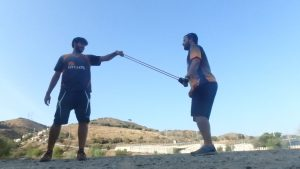 nordic walking fitness