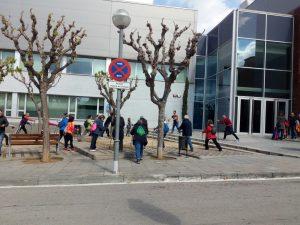 Marxa nòrdica Esplugues de Llobregat