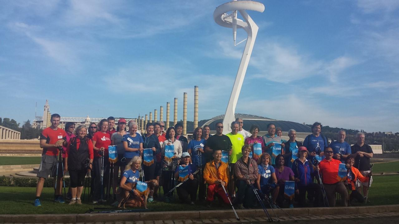 La INWA Convention Barcelona 2015 tot un èxit