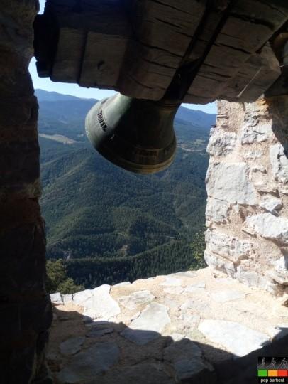 SANT MIQUEL DE TURBIANS. La serra de Gisclareny