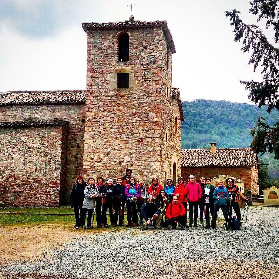 3a etapa de la travessa Bendhora:  La Garriga – Centelles