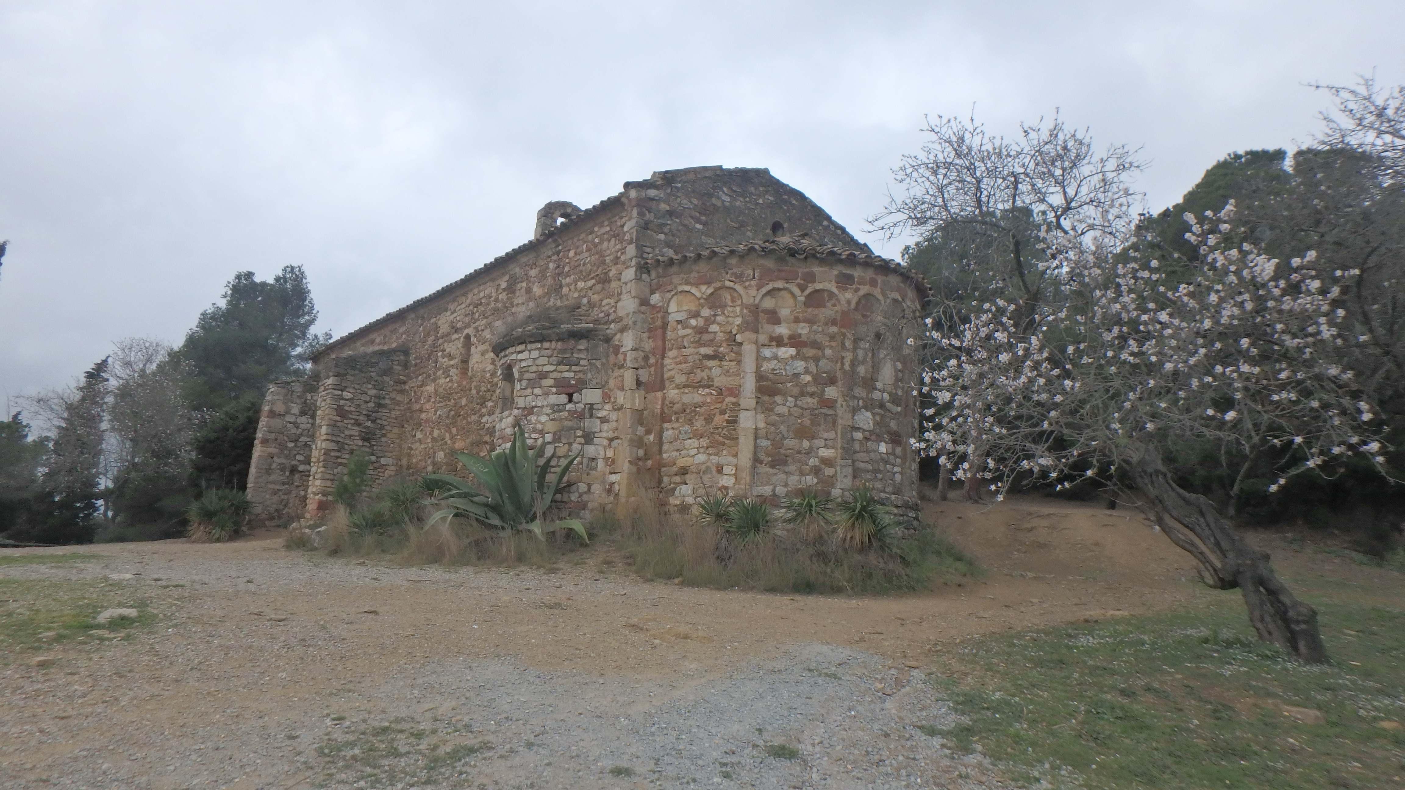 Descobrim Collserola: Ermita de la Salut (El Papiol)