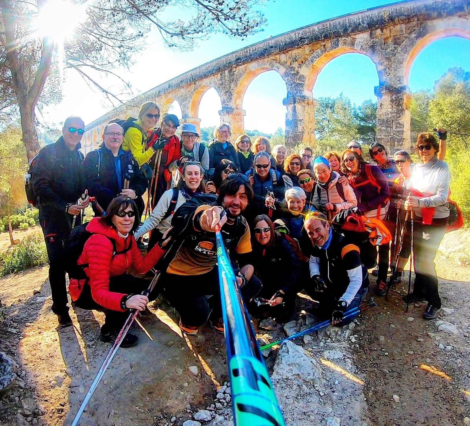 Vilaseca – Tarragona: 4rta etapa de la travessa Bendhora completada!