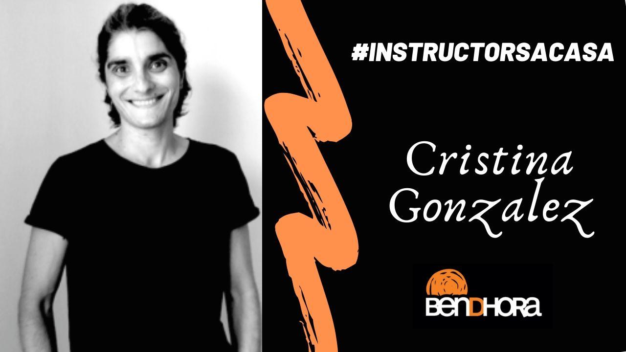 #INSTRUCTORSACASA Episodi 13: Cristina González