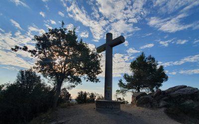 El romànic de Collserola: Castell ciuró – Santa Creu d'Olorda – Sant Pere Romaní